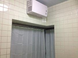 浴室用暖房乾燥機